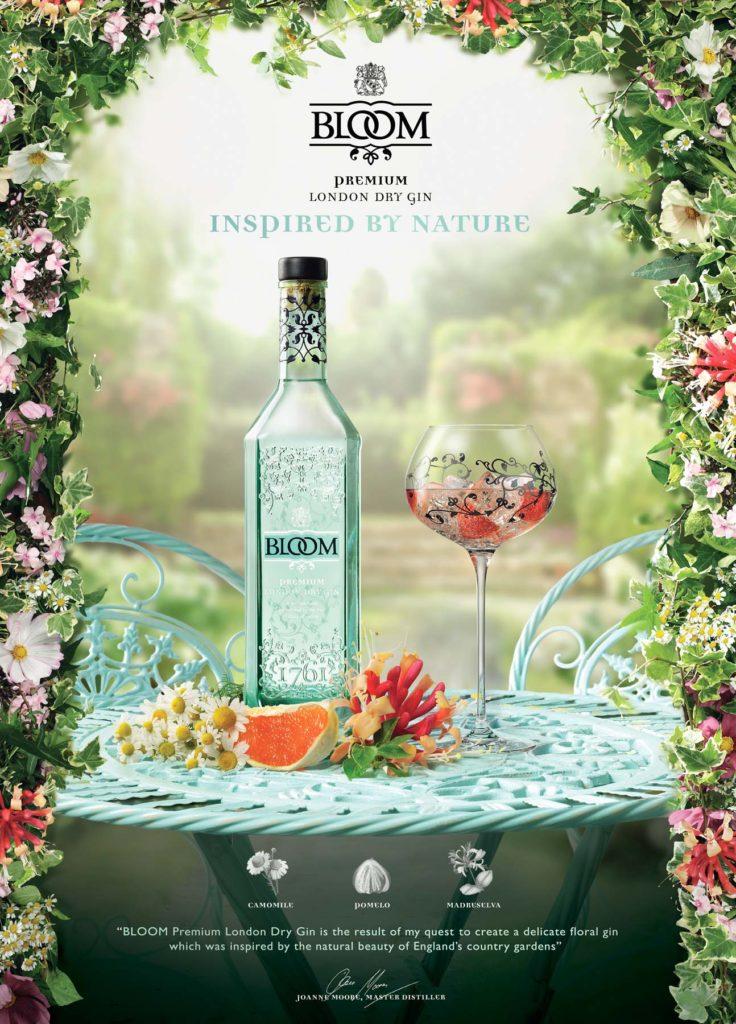 Bloom Gin Advert