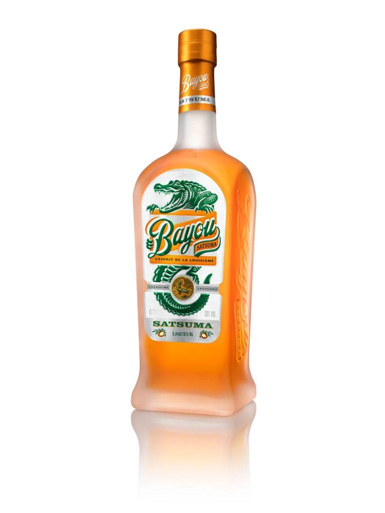 Bayou Rum Satsuma