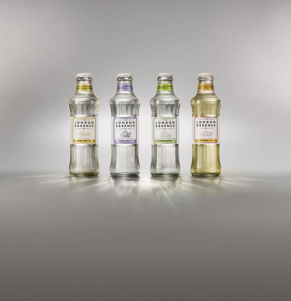 LEC tonic water range